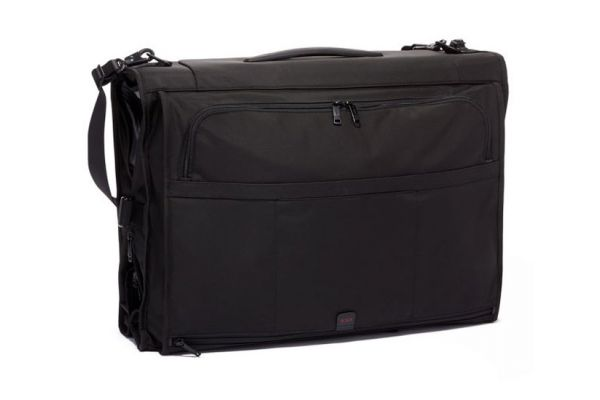Large image of TUMI Alpha 3 Black Classic Garment Bag - 1171491041