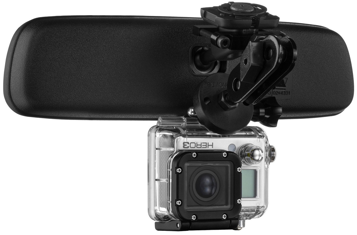 Radarmount Mirror Mount Gopro Camera Bracket 3001006