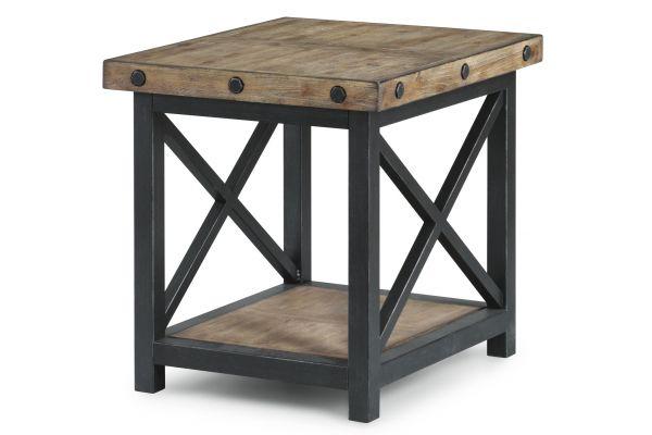 Large image of Flexsteel Carpenter End Table - 6723-01