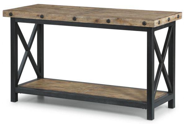 Large image of Flexsteel Carpenter Sofa Table - 6723-04