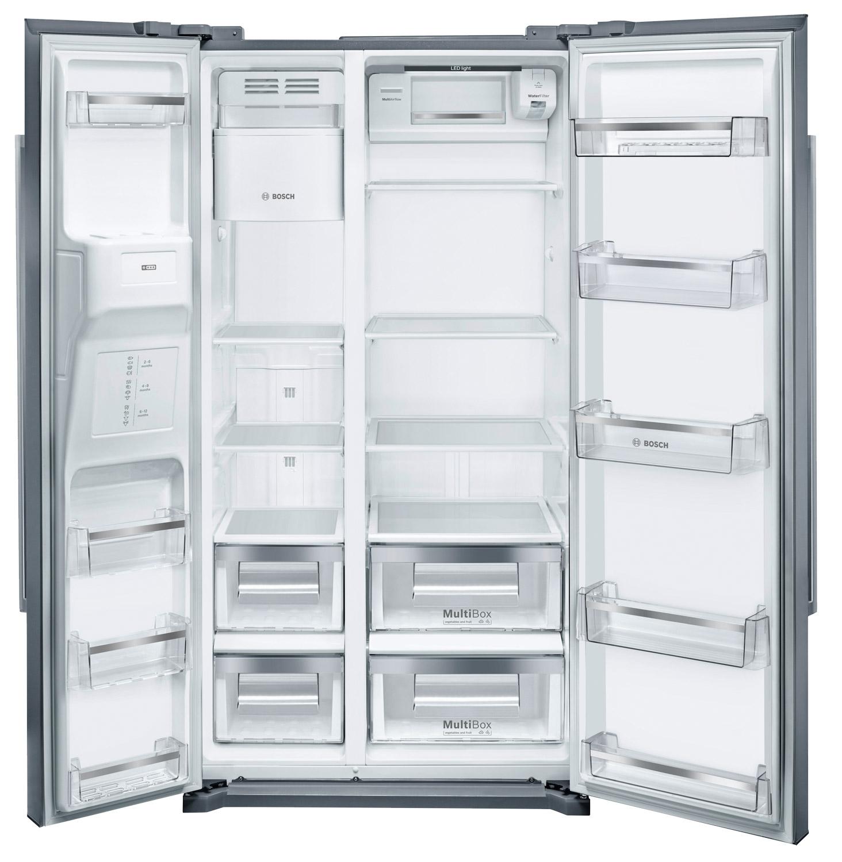 ... Side-By-Side Refrigerator - B20CS30SNS Bosch B20CS30SNS - 1 ...