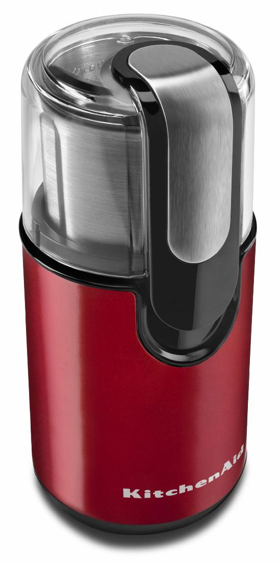 Kitchenaid Empire Red Blade Coffee Grinder Bcg111er Kitchenaid Bcg111er 1