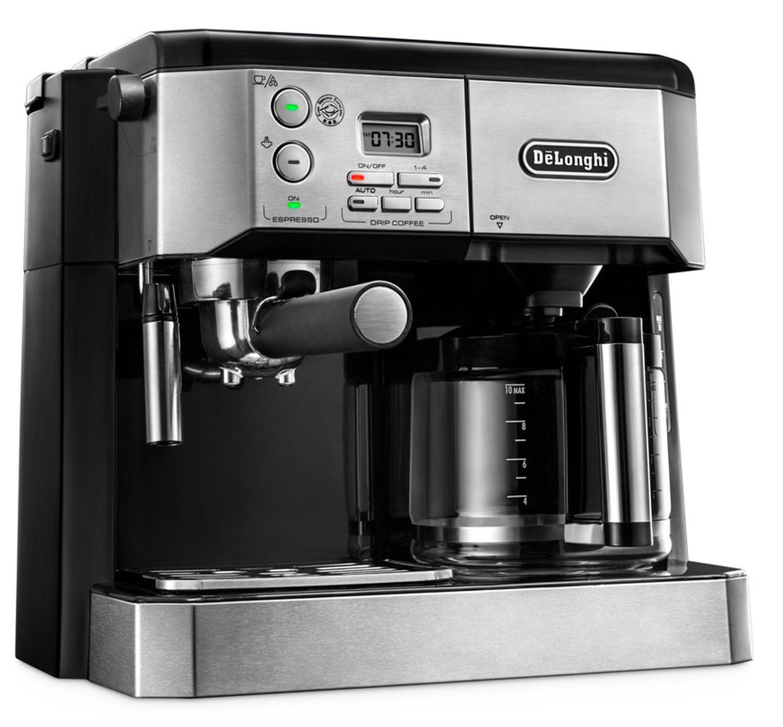 DeLonghi Combination Espresso & Drip Coffee Maker - BCO430