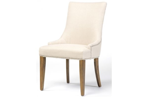Large image of Four Hands Ashford Collection Sadie Dining Chair  - CASH-06GP-05