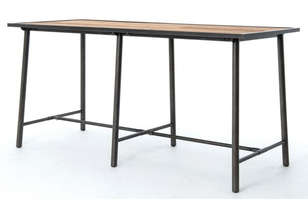 Large image of Four Hands Irondale Collection Duke Bar Table - CIRD-Q9
