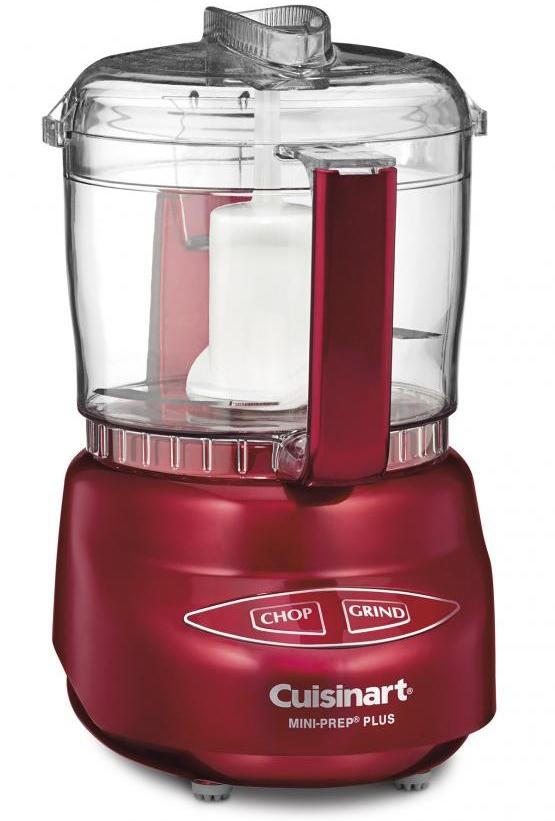 Cuisinart red mini prep plus food processor dlc 2amr Amr helmy mini kitchen
