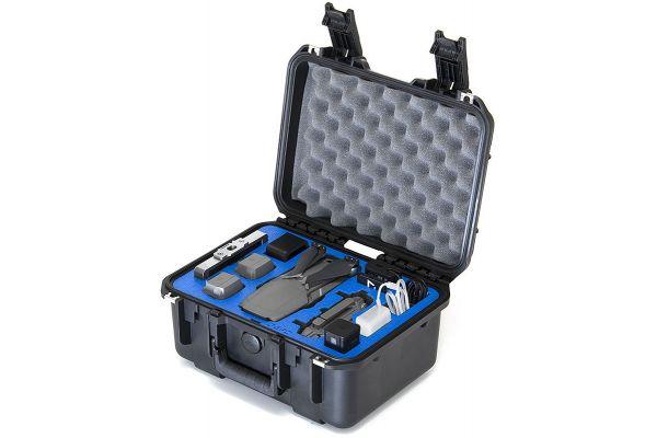 Large image of GPC DJI Mavic 2 Pro/Zoom CrystalSky Case - GPC-DJI-MAV-2-CS