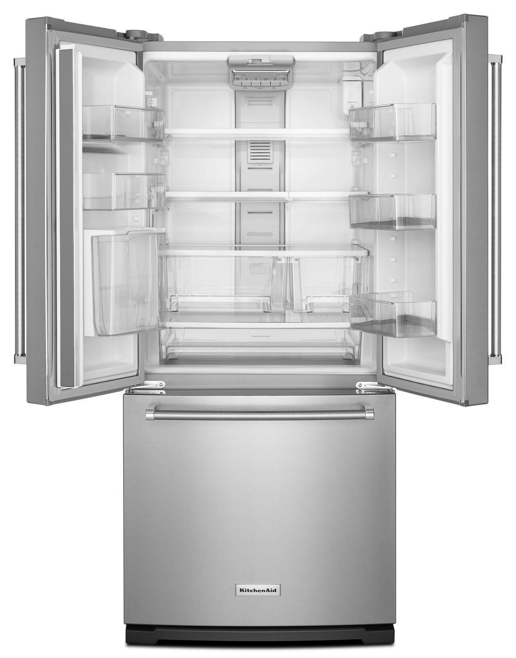 Kitchenaid ice maker hookup