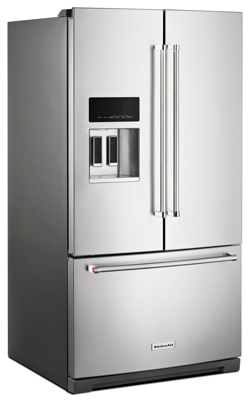 Kitchenaid 36 Quot Stainless Steel French Door Refrigerator