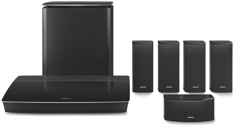 Bose Black Lifestyle 600 Home System 761682 1110