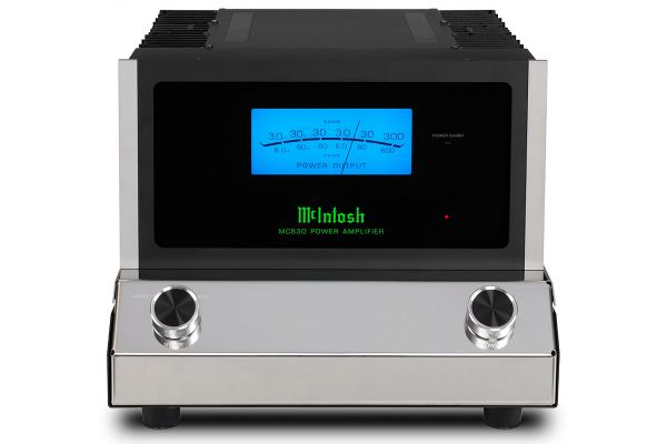 Large image of McIntosh 1-Channel Solid State Amplifier - MC830