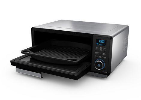 Panasonic Countertop Induction Oven Nu Hx100s
