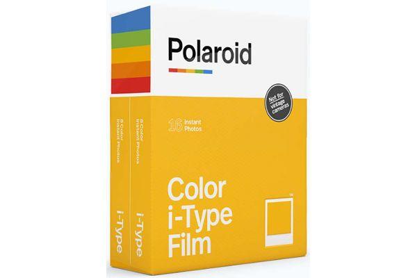 Large image of Polaroid Originals OneStep 2 i-Type Color Film 2 Pack - PRD6009