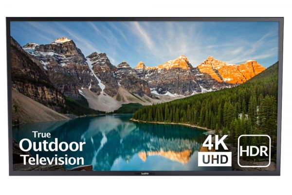 "Large image of SunBriteTV 65"" Black Veranda Series Outdoor 4K HDR UHD TV - SB-V-65-4KHDR-BL"