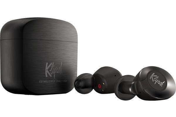 Large image of Klipsch T5 II Gunmetal True Wireless In-Ear Headphones - 1069025