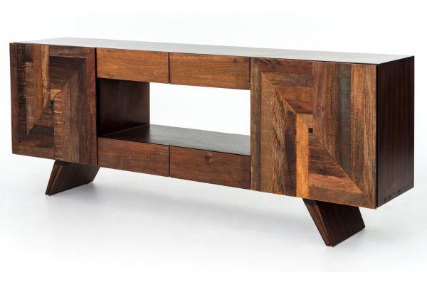 Large image of Four Hands Bina Collection Rex Media Cabinet  - VBNA-MC1308