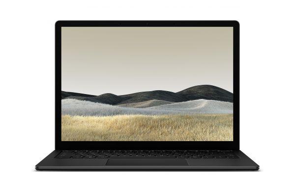 "Large image of Microsoft Surface Laptop 3 13.5"" Matte Black Laptop Intel Core i7-1065G7 16GB RAM 1TB SSD, Intel Iris Plus Graphics - VGL-00001"