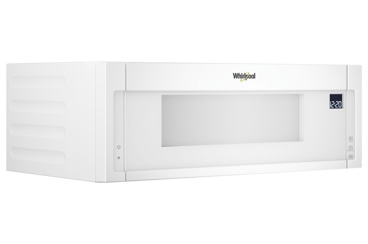 Ft White Low Profile Microwave Hood Combination Wml75011hw