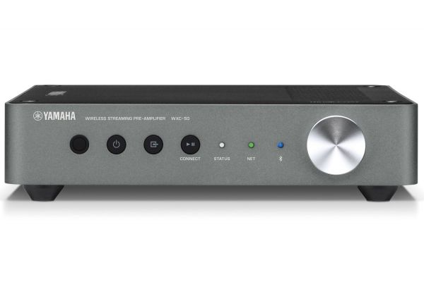 Large image of Yamaha MusicCast Wireless Streaming Preamplifier - WXC-50DS