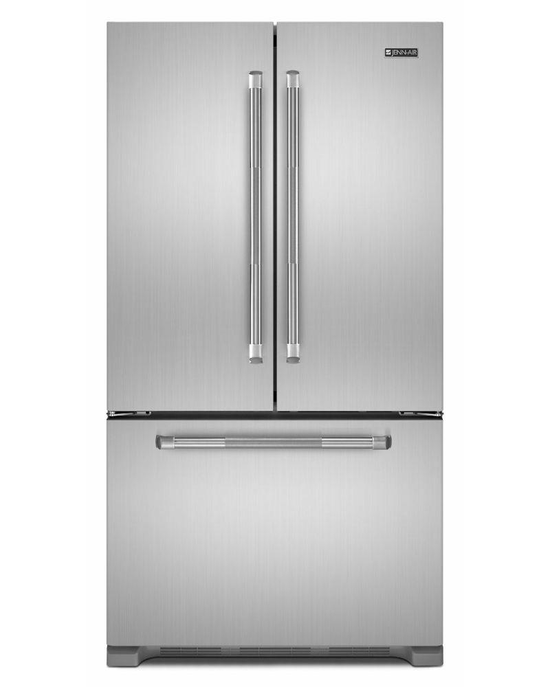 Jenn Air Counter Depth Stainless Steel French Door Bottom Freezer Refrigerator Jfc2290rep