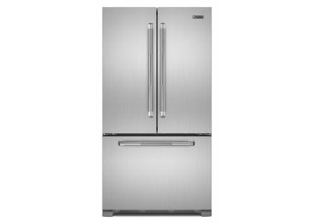 Jenn-Air Counter Depth Stainless Steel French Door Bottom Freezer Refrigerator - JFC2290REP