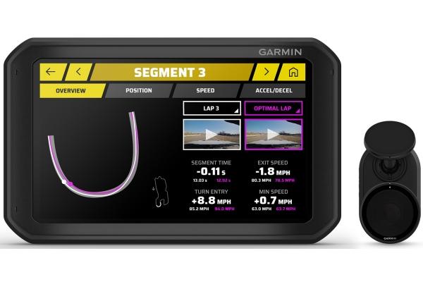 Large image of Garmin Catalyst Driving Performance Optimizer - 010-02345-00