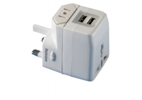Hammacher Schlemmer - 75926 - Power Adapters/ Chargers