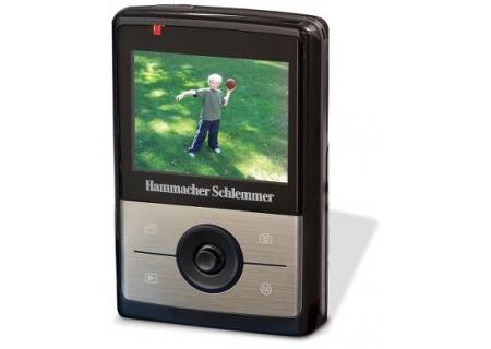 Hammacher Schlemmer - 75960 - Camcorders & Action Cameras