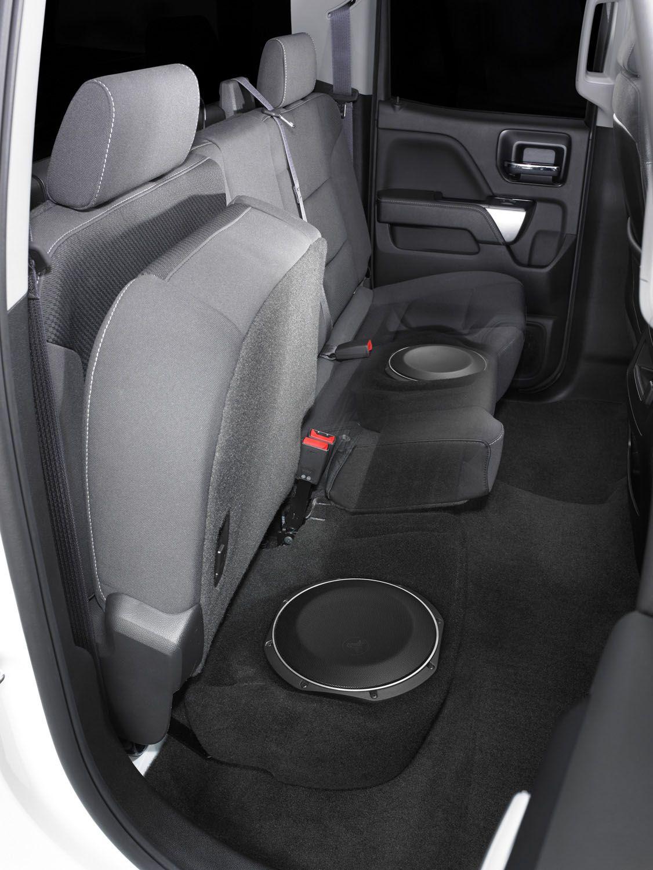 Jl Audio Chevrolet Gmc Stealthbox Sb Gm Slvd 10tw1 Bk