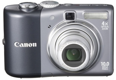 Canon - A1000 IS - Digital Cameras