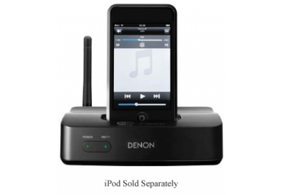 Denon - ASD-51W - iPod Docks/Chargers & Batteries