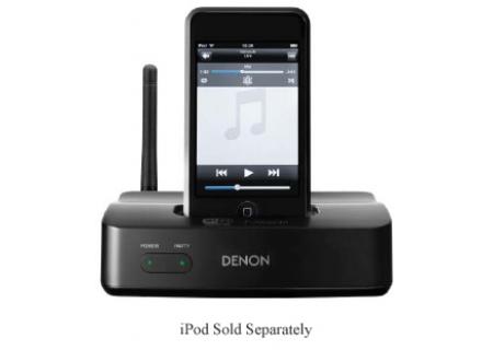 Denon - ASD-51W - iPod Docks/Chargers & Batteries