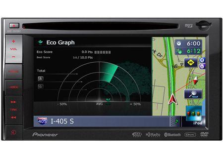 Pioneer - AVIC-X920BT - Portable GPS Navigation