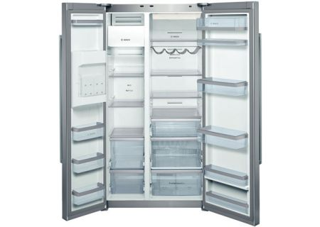 Bosch - B22CS50SNS - Side-by-Side Refrigerators
