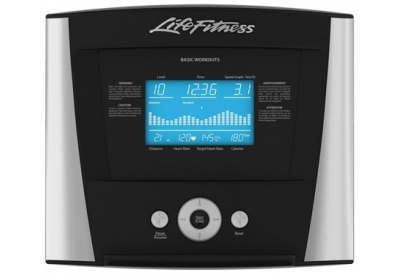 Life Fitness - BAS000X0203 - Elliptical Machines
