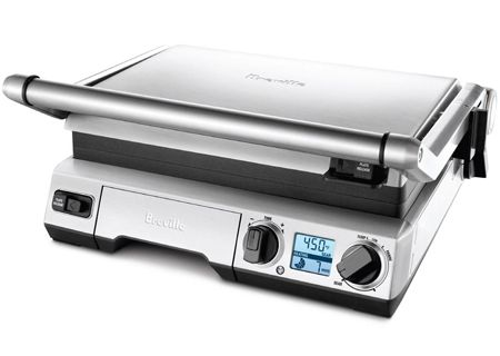 Breville Stainless Steel Smart Grill - BGR820XL