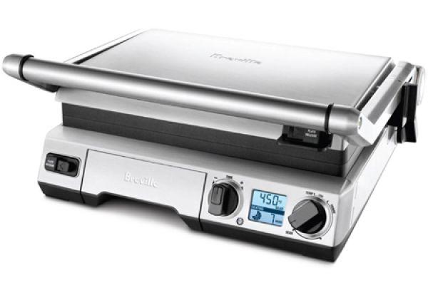 Breville Stainless Steel Smart Grill - BGR820XL