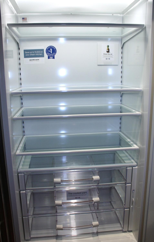 Sub Zero 36 Quot Built In Classic All Refrigerator Bi 36rg S
