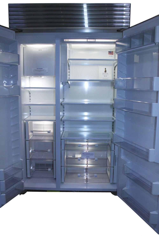 Sub Zero 48 Quot Built In Classic Refrigerator Bi 48sid S