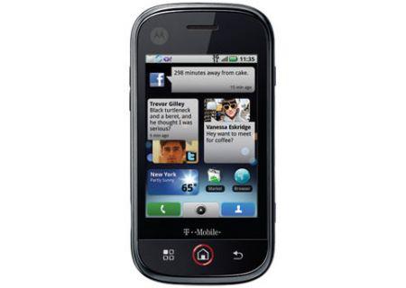 TMobile - CLIQ - T-Mobile Cellular Phones