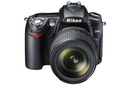 Nikon - D90 OUTFIT - Digital Cameras