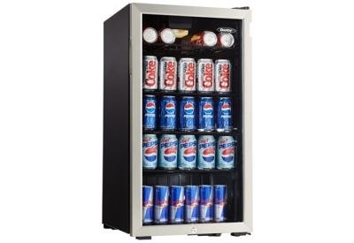 Danby Freestanding Beverage Center Dbc120bls Abt