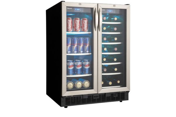 Danby Silhouette 60 Cans Beverage Center - DBC2760BLS
