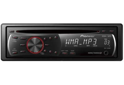 Pioneer - DEH-1200MP - Car Stereos - Single DIN