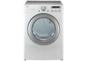 LG - DLE2050W - Electric Dryers