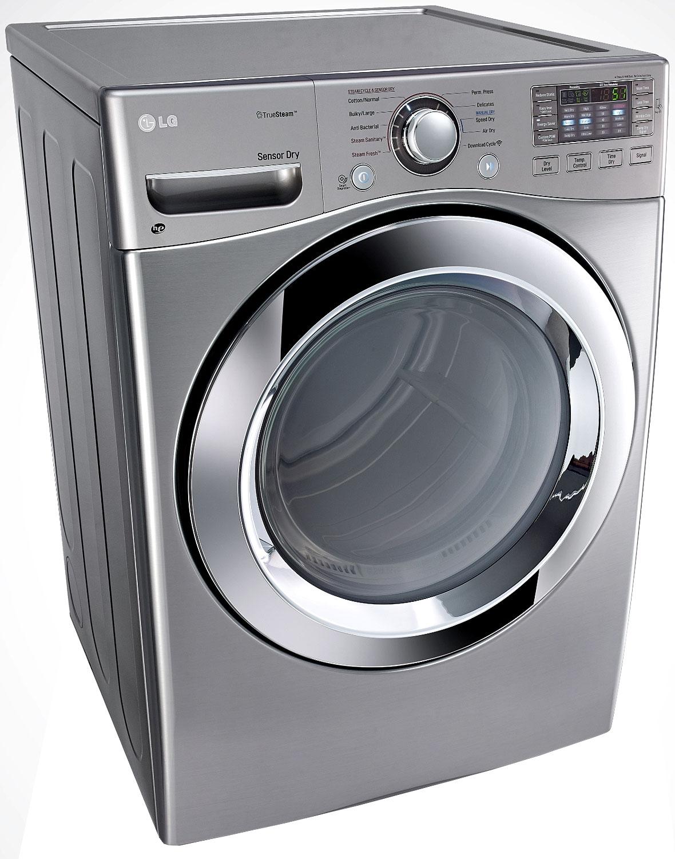 Lg Dryer Manufacture Date ~ Lg graphite steel gas steamdryer dlgx v abt