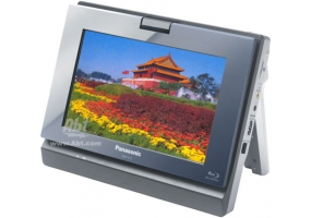 Panasonic - DMP-BD15 - Portable DVD Players