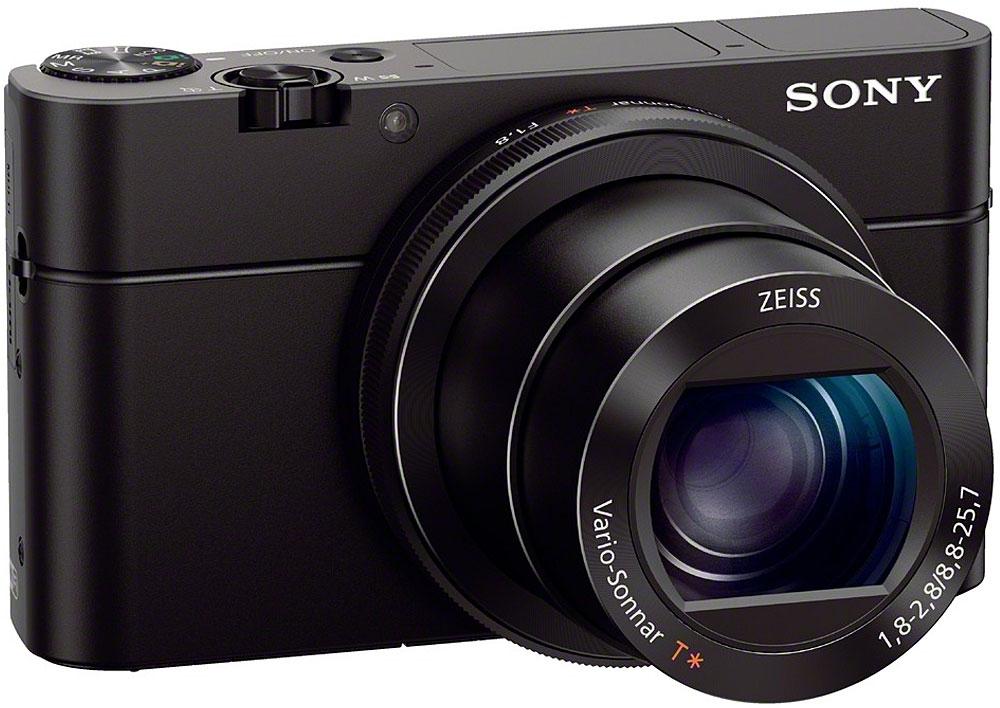 Sony Cyber Shot 20 1 Megapixel Camera Dsc Rx100m3 B
