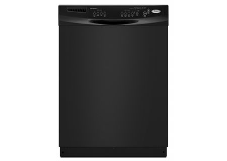 Whirlpool Black BuiltIn Dishwasher DUXTVB Abt - Abt dishwasher