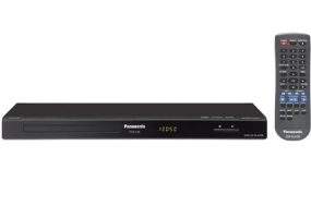 Panasonic - DVD-S38 - Blu-ray & DVD Players